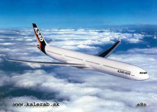 airbus-a340-big - vtipný obrázok - Kalerab.sk