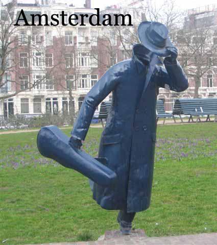 amsterdam - vtipný obrázok - Kalerab.sk