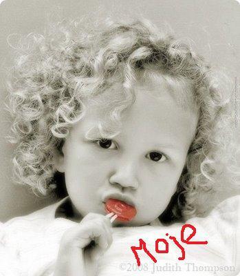 baby choclate - vtipný obrázok - Kalerab.sk