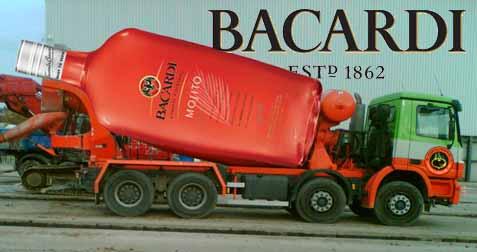 bacardi - vtipný obrázok - Kalerab.sk