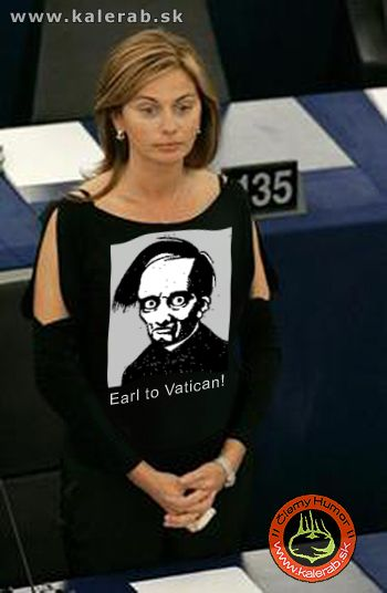 benova earl - vtipný obrázok - Kalerab.sk
