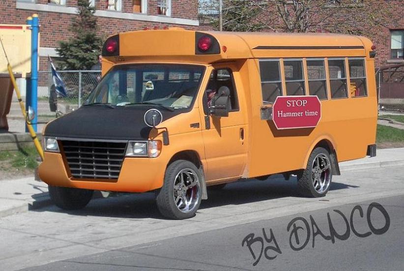bus - vtipný obrázok - Kalerab.sk