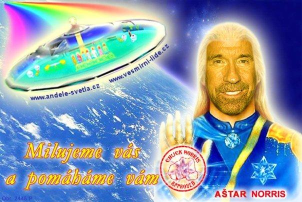 chuck - vtipný obrázok - Kalerab.sk