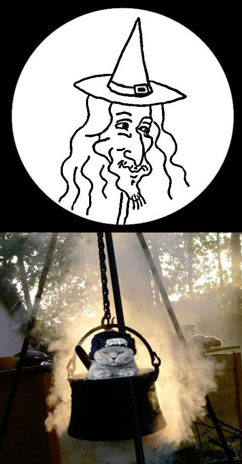 cursed - vtipný obrázok - Kalerab.sk