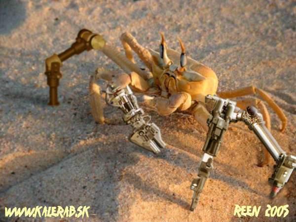 cyberkraba 001 - vtipný obrázok - Kalerab.sk