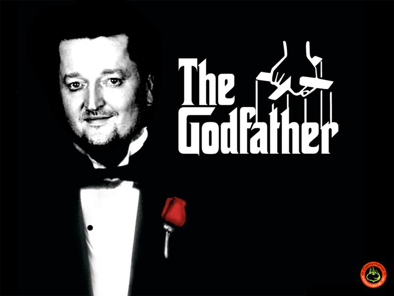 godfather - vtipný obrázok - Kalerab.sk