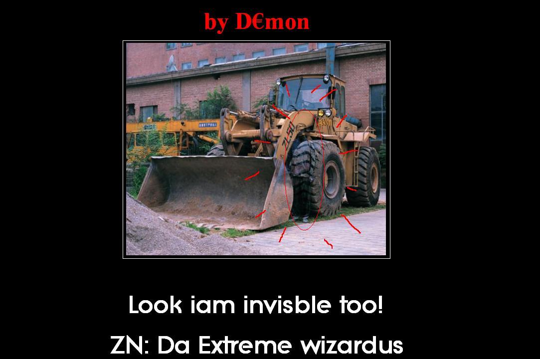 invisible2 - vtipný obrázok - Kalerab.sk