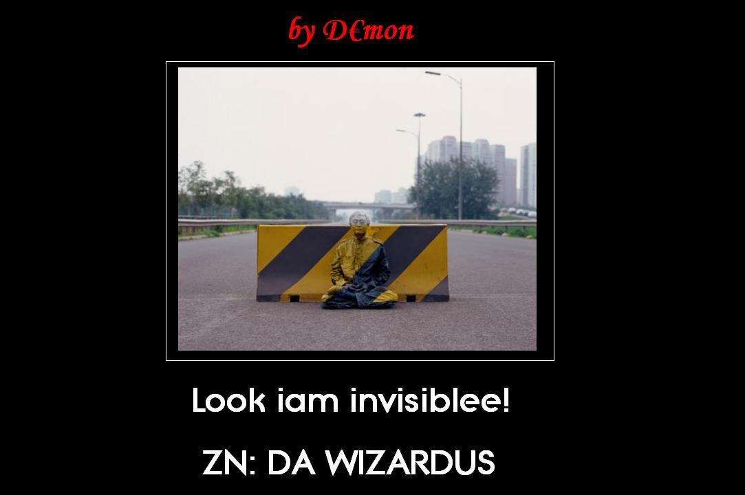 invisible - vtipný obrázok - Kalerab.sk