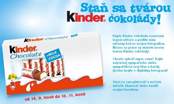 kinderchocko - vtipný obrázok - Kalerab.sk