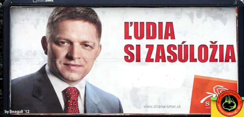 ludia si zasulozia - vtipn� obr�zok - Kalerab.sk