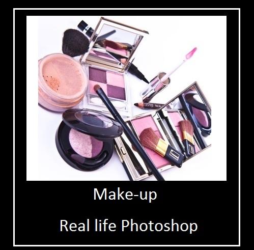 make up - vtipný obrázok - Kalerab.sk