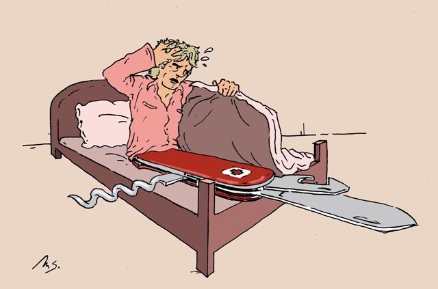 mcgyver.web - vtipný obrázok - Kalerab.sk