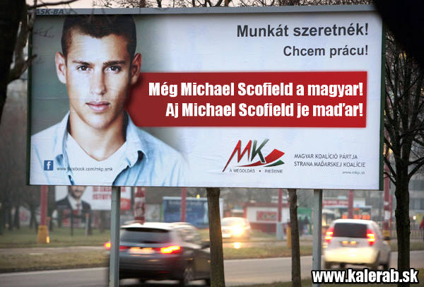 michael scofield magyar - vtipný obrázok - Kalerab.sk
