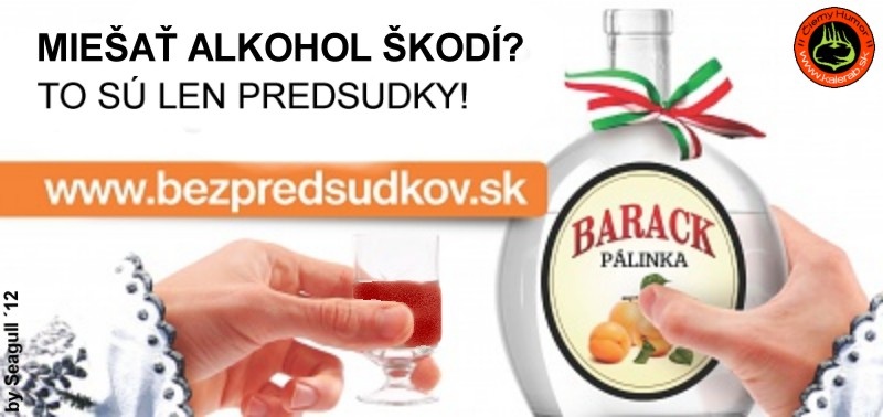 miesat alkohol - vtipn� obr�zok - Kalerab.sk
