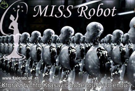 missrobot - vtipný obrázok - Kalerab.sk
