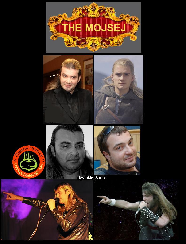 mojsej1 - vtipný obrázok - Kalerab.sk