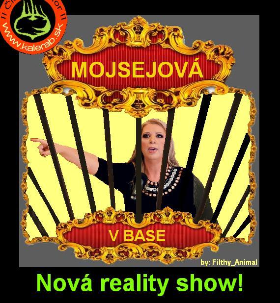 mojsejova - vtipný obrázok - Kalerab.sk