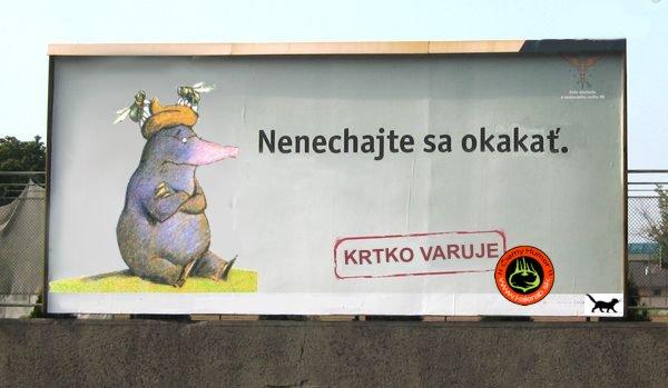 nenechajtesaokakat - vtipný obrázok - Kalerab.sk