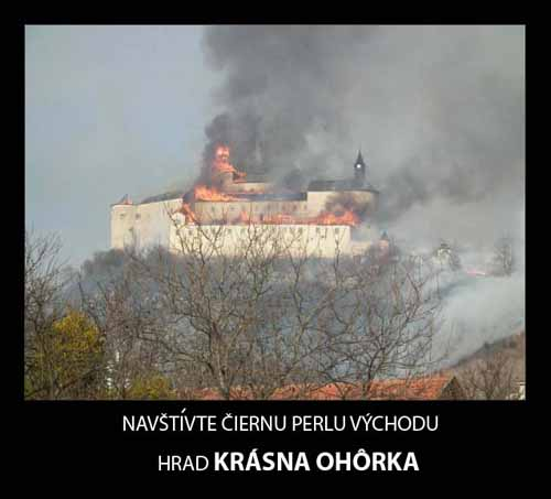 ohorka - vtipný obrázok - Kalerab.sk