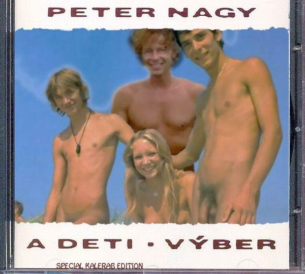 peter nagy a deti - vtipný obrázok - Kalerab.sk