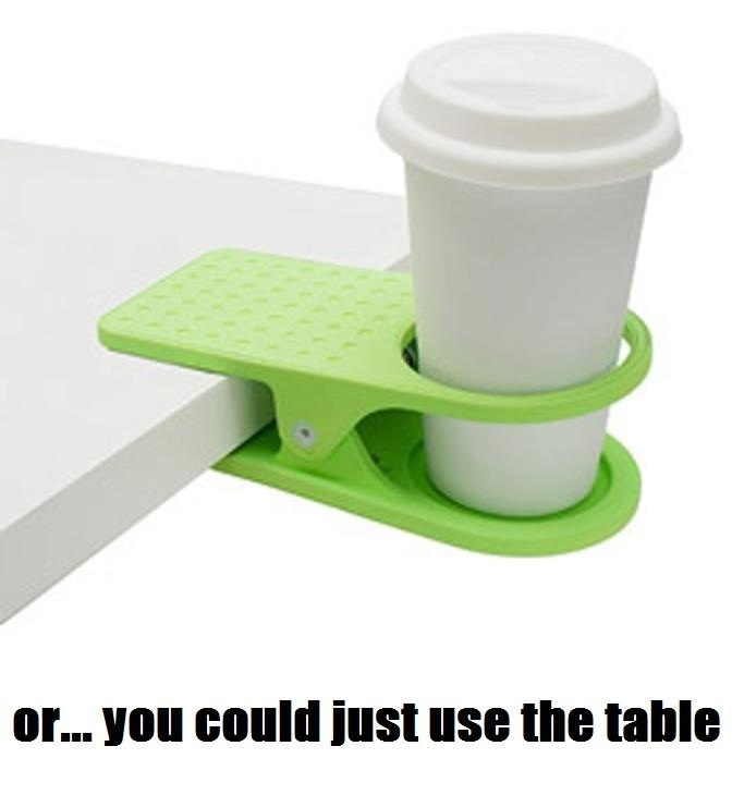 pointless invention - vtipný obrázok - Kalerab.sk