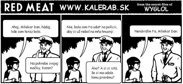 policia - vtipný obrázok - Kalerab.sk