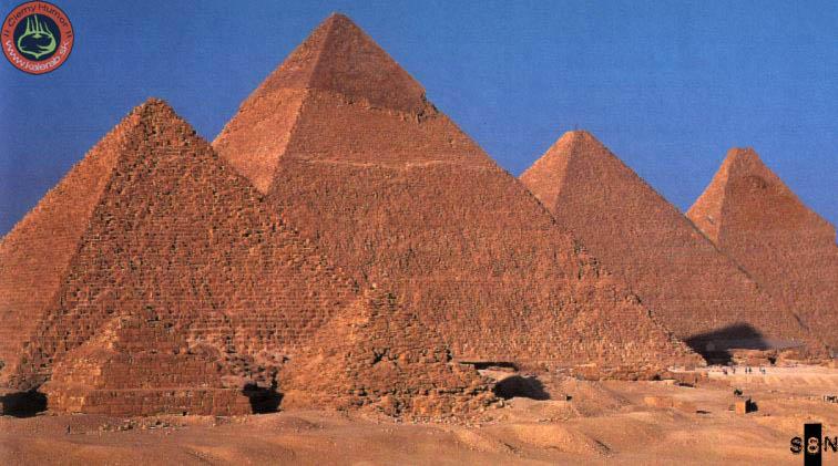 pyramide - vtipný obrázok - Kalerab.sk
