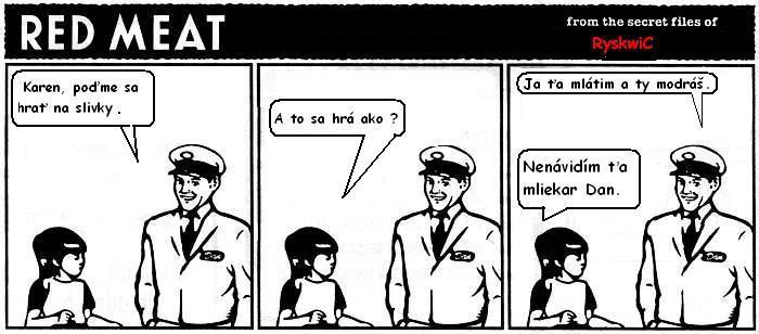 redmeat - vtipný obrázok - Kalerab.sk