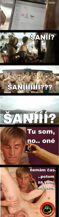 sanireklama - vtipný obrázok - Kalerab.sk