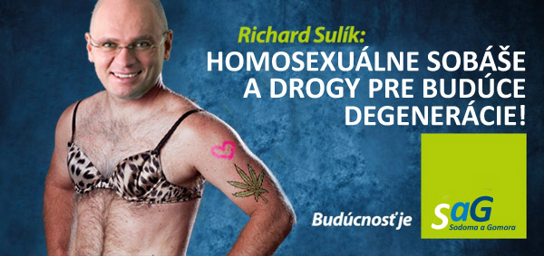 sas billboard sodoma a gomora - vtipn� obr�zok - Kalerab.sk