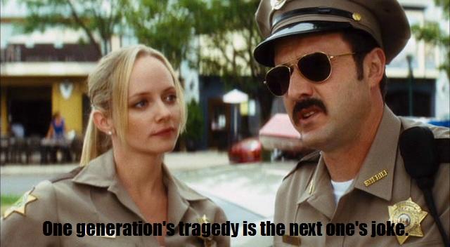 scream4 sheriff - vtipný obrázok - Kalerab.sk