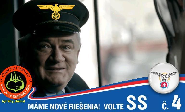 sns volby 2012 - vtipn� obr�zok - Kalerab.sk