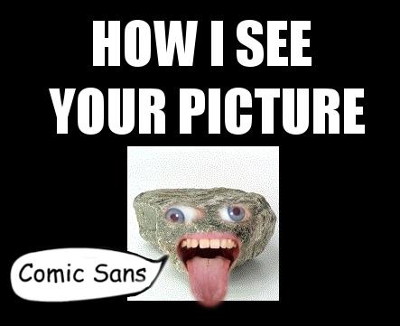 somicsans - vtipný obrázok - Kalerab.sk