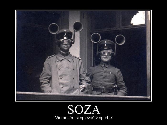 soza - vtipný obrázok - Kalerab.sk