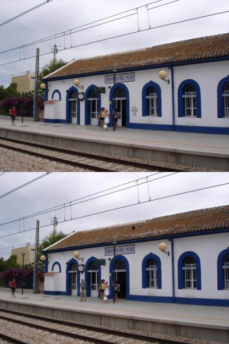 stanica - vtipný obrázok - Kalerab.sk