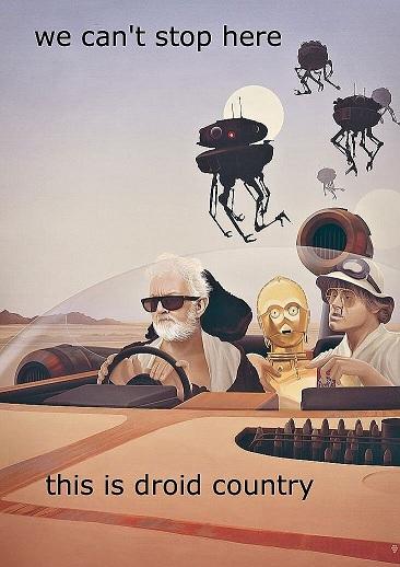 star wars in las vegas2 - vtipný obrázok - Kalerab.sk
