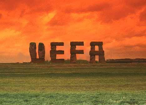 stonehenge - vtipný obrázok - Kalerab.sk