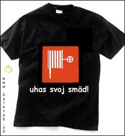 tshirt-dauphin-front1 - vtipný obrázok - Kalerab.sk