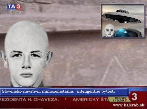 ufo - vtipný obrázok - Kalerab.sk