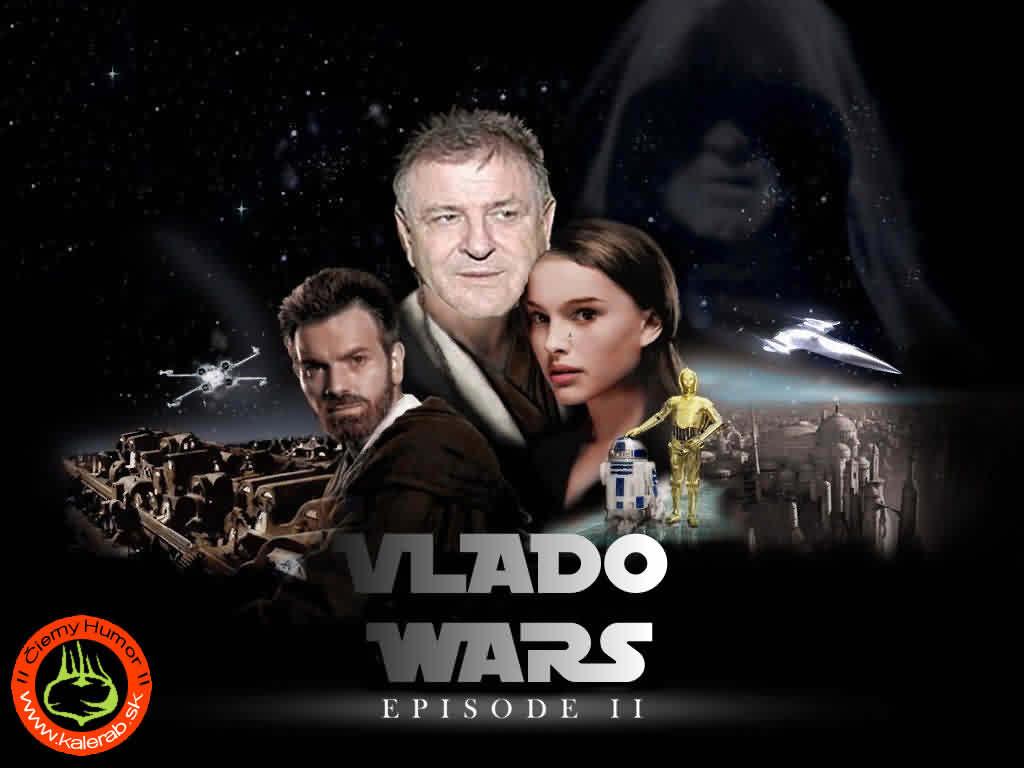 vladowars - vtipný obrázok - Kalerab.sk